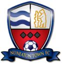 Badge of Nuneaton Town.