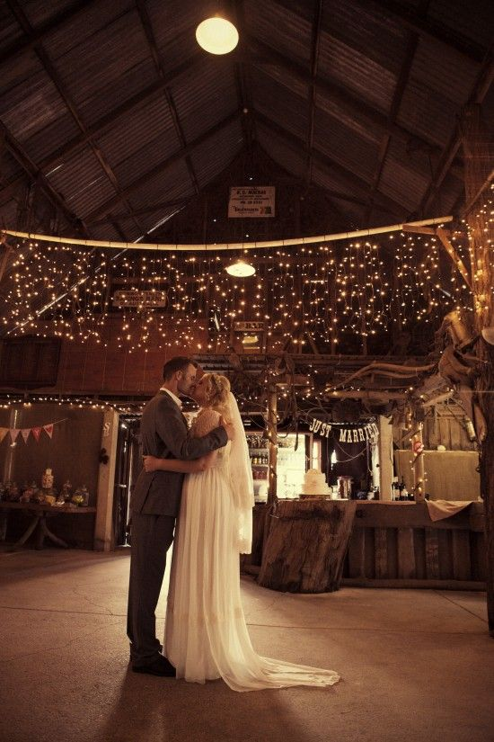 Sian and Brendans Rustic Barn Wedding On The Gold Coast