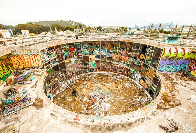 14 Incredible Abandoned Places in California