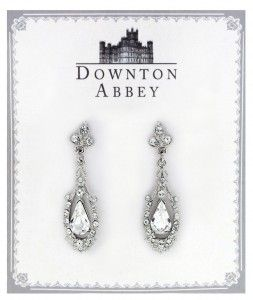 """Ooohh Downton Abbey is getting a jewelry line made.""""Downton Abbey"""" Jewelry by 1928"""