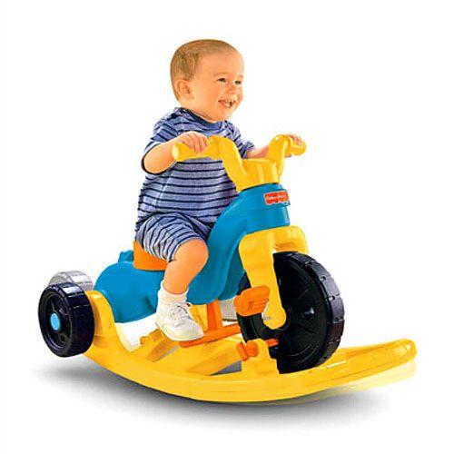 Rock, Roll 'n Ride Trike™   Toys for little kids, Trendy ...