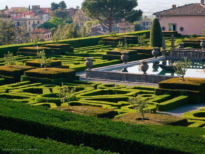 イタリア式庭園 その不思議な魔力と ティヴォリのエステ家別荘