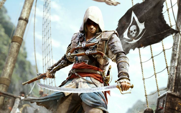 Download next week Assassins Creed 4: Black Flag for free on pc (News)
