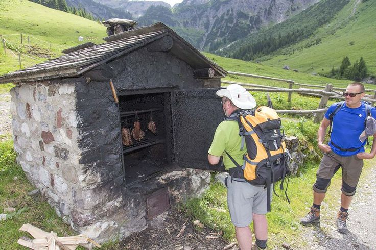 Do-It-Yourself-Food im Kleinwalsertal