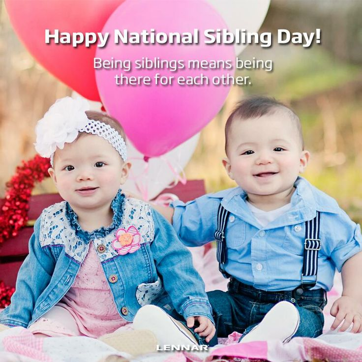 the 25 best national sibling day ideas on pinterest happy sibling day funny sister birthday. Black Bedroom Furniture Sets. Home Design Ideas