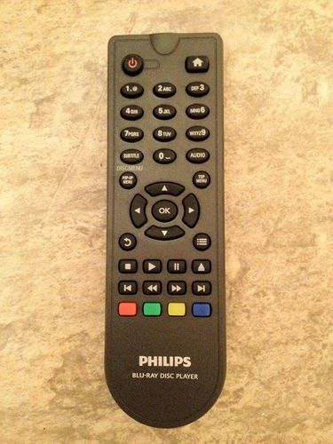 NEW! Original brand Remote for PHILIPS Blue ray DVD BDP2900 by Philips. $18.50. This is new original remote for Philips BDP2900 Blue-ray DVD;  And this remote can used for most other Philips Blu-ray DVD. Thanks