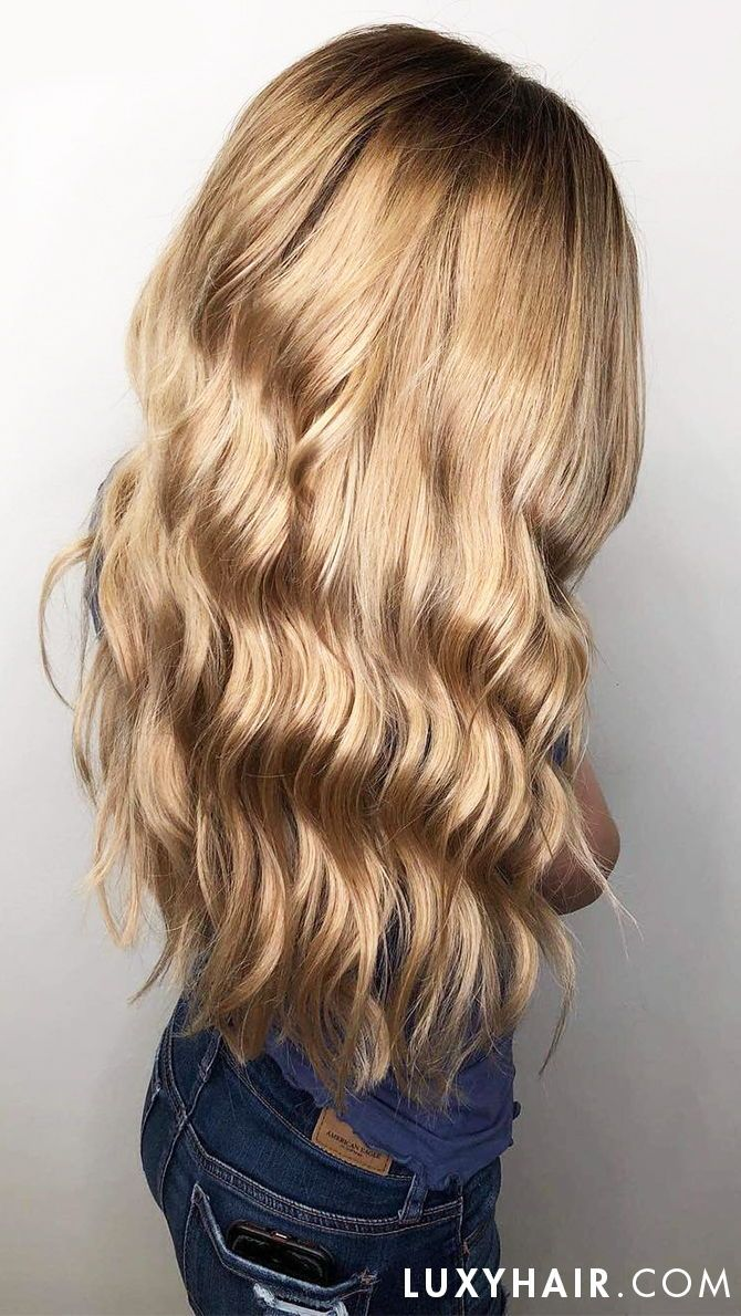 Pin On Luxy Hair Extensions