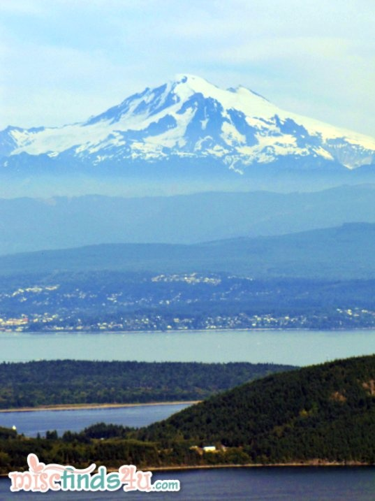 Washington State. The only reasons I miss Washington is the scenery.