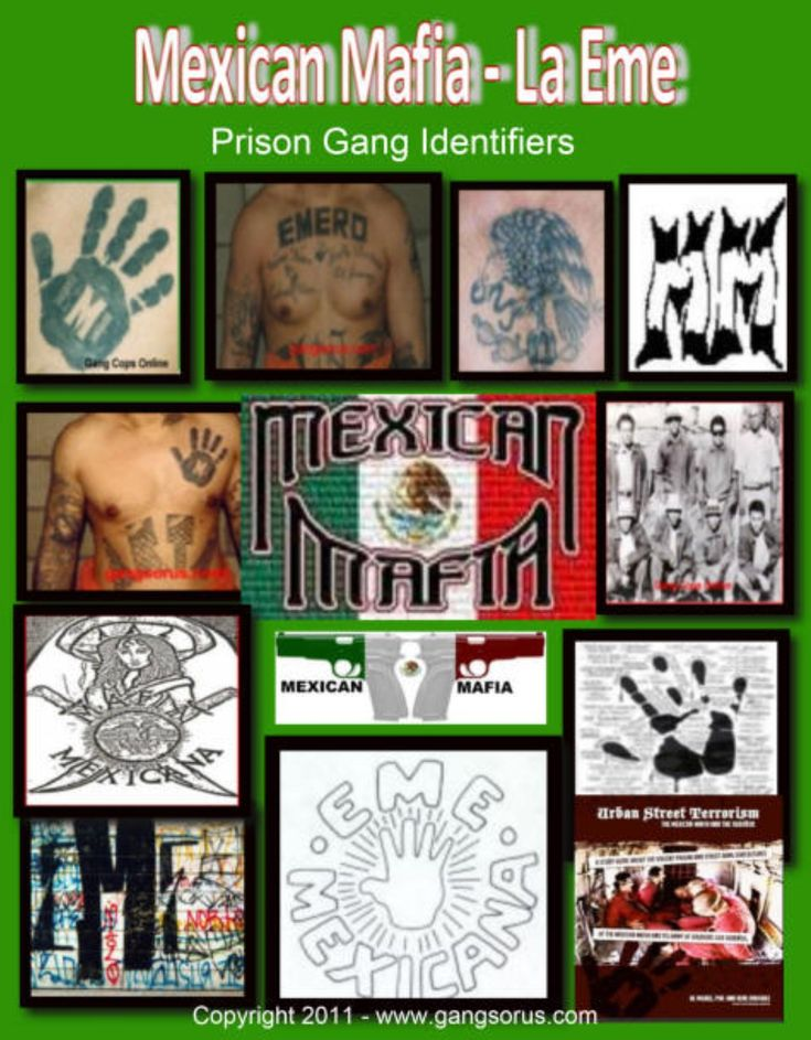 mexican mafia essay Essay gangs in prison although the united states and 90,000+ more term papers written by professionals and your peers home the mexican mafia.