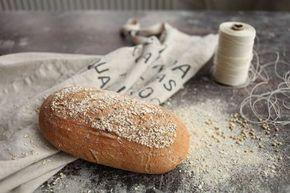 Ako si upiecť bezlepkový chlieb, aby sa vám podaril a bol chutný.