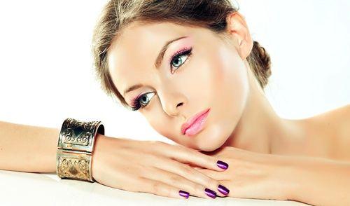 base de maquillaje para la primera cita