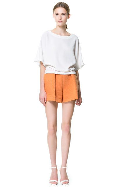 Zara Shorts SOLD OUT Size 8