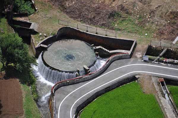 東山円筒分水7