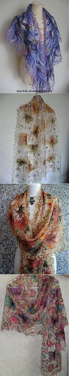 Крэйзи-вул   Валялки: фетр, войлок, сумки, картины из шерсти своими руками