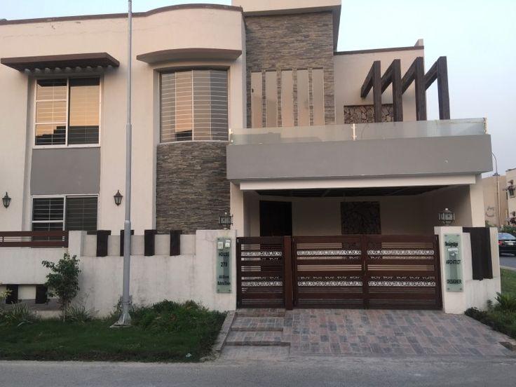 Best  Marla Plan Images On Pinterest Blog Images Pakistan - 5 marla house design exterior