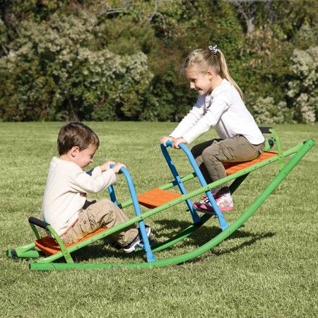 Pure Fun Rocker Seesaw. Kids outdoor playground equipment!