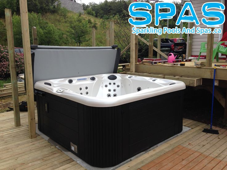 15 best Our Hot Tubs - Spas images on Pinterest | Bubble baths ...