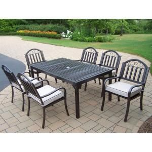 Best 25 patio dining sets ideas on pinterest dining sets sectional patio furniture and patio Home depot patio furniture miami