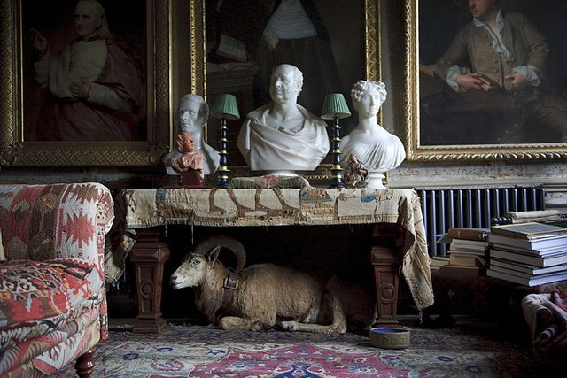 Tim Knox and Todd Longstaffe-Gowan|Private Collection at Malplaquet House, London's East End.