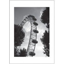 "Juliste ""London Eye 2"""