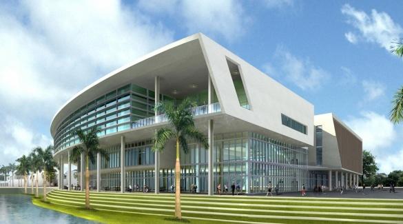 University of Miami Student Activities Center, FL, USA