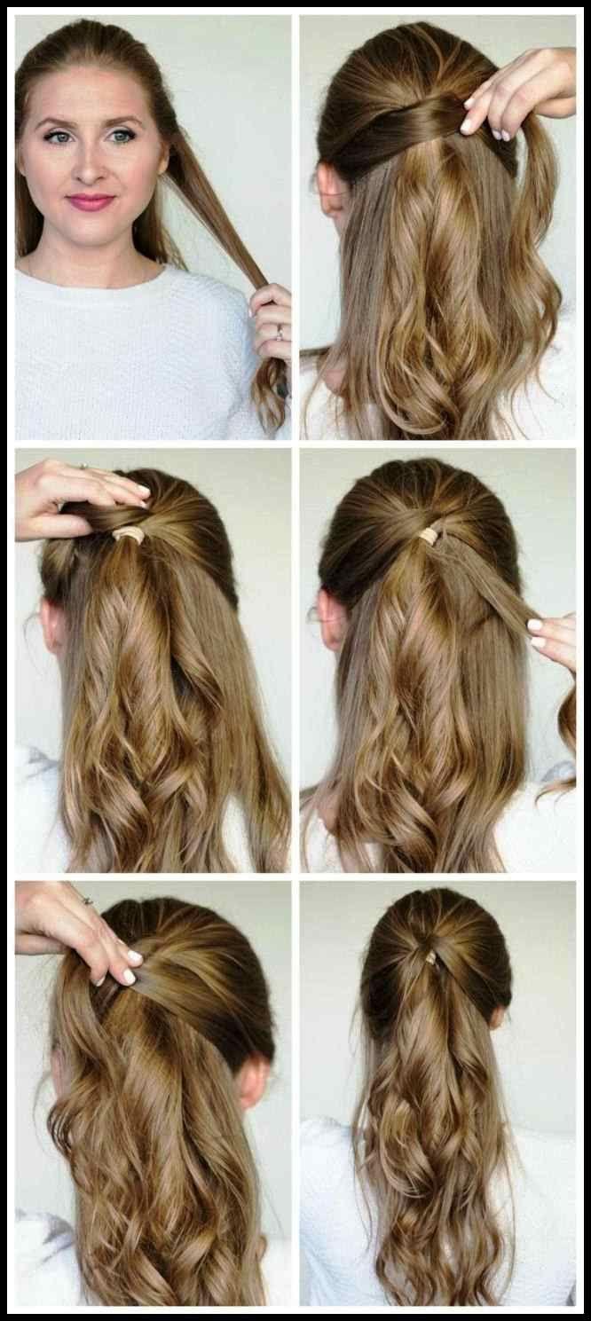 Einfache Party Frisuren Fur Lange Haare Tutorials Schritt Fur Frisuren Tutorials Frisur Party Einfache Partyfrisuren Partyfrisur Lange Haare
