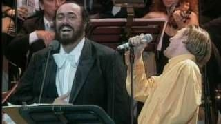 Bryan Adams & Luciano Pavarotti - 'O Sole Mio, via YouTube......How Sweet.