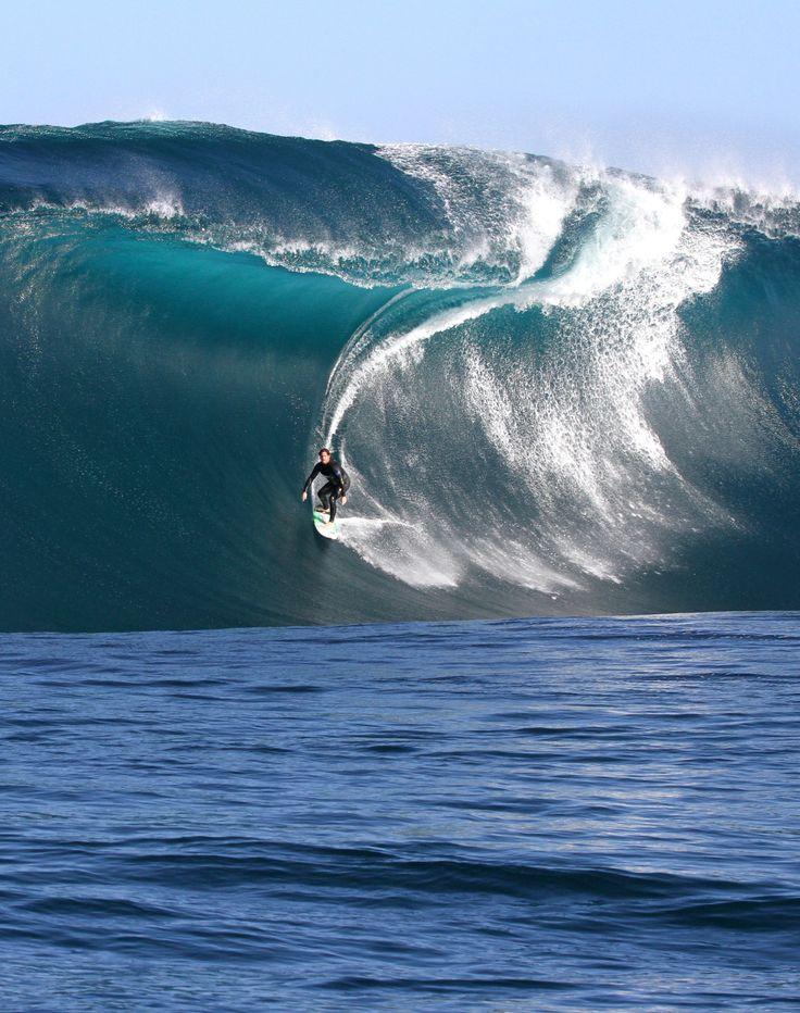 Thick wall. Mick Corbett in Australia. Photo | Trent Slatter