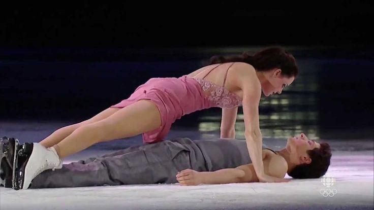 """This is so amazing. They are so amazing. Stars on Ice 2013 - Tessa Virtue and Scott Moir """"Stay"""""""
