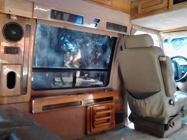Picture Of 1995 Gmc Vandura G25 Extended Interior Gallery Worthy