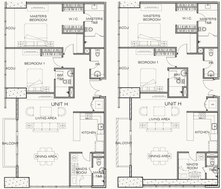 9 best west gallery place unit floor plans images on for 4 unit condo plans