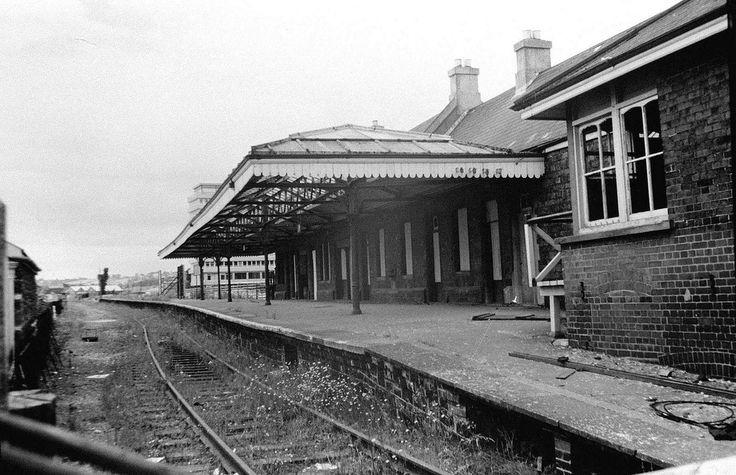 Barnstaple Town station (1), 1973..17