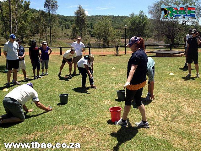 Dr Olga Coetzee Tribal Survivor Team Building Pretoria