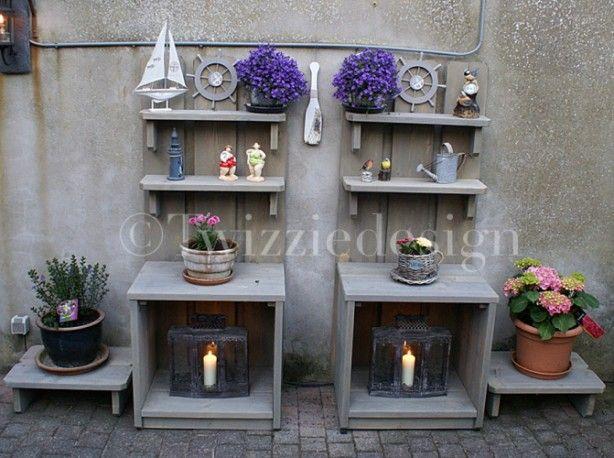 Keukenkast Steigerhout : Meer dan afbeeldingen over idee?n voor thuis ...