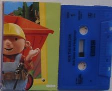 Bob The Builder Saves The Hedgehogs Audio Book One Cassette Neil Morrissey