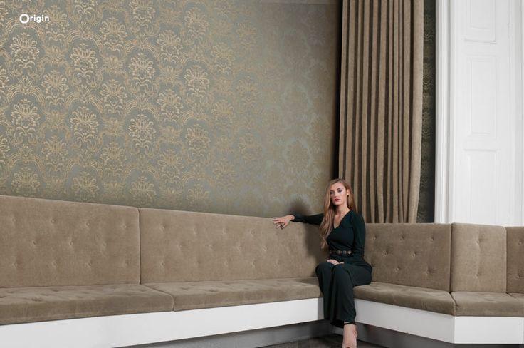 Palais Royal #Wallpaper www.storeys.no