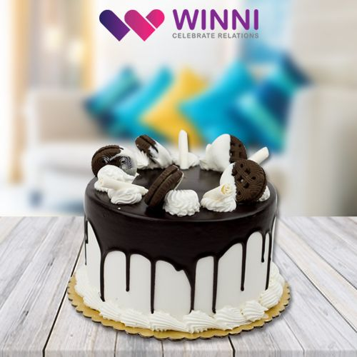 Order and send a delicious cake from #Winni to delight your loved ones on their birthday or any special day. You can also order a #cake for midnight celebration.