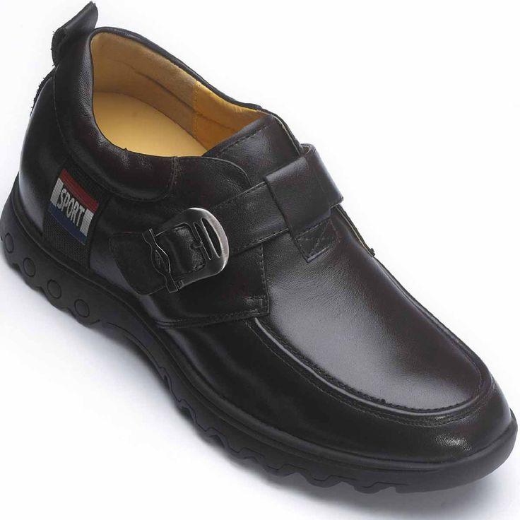 Tall Men High Heel Elevator Shoes Shop Increasing Height ...