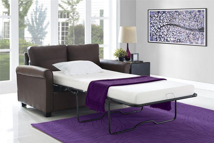 DHP Signature Sleep CertiPUR-US® Sofa Bed Replacement Mattress