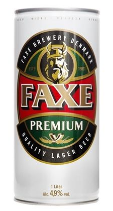 Faxe Lager Premium - 4/5