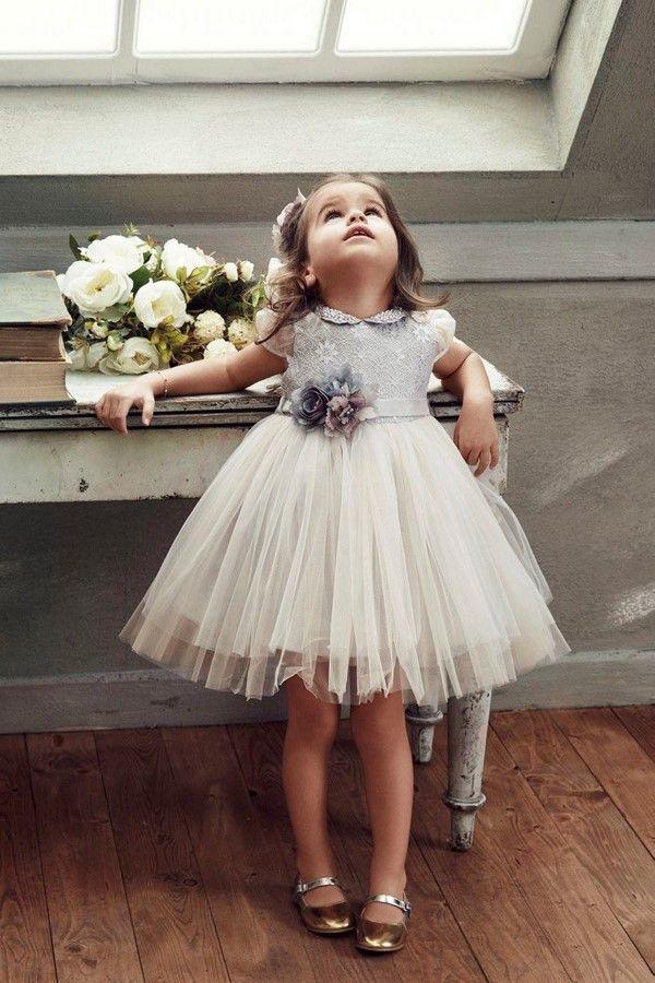 235c17b713ab5ba Модные платья для девочек 2018-2019 года: топовые идеи образов для юных  красавиц на фото