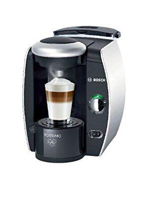 Bosch T40 TAS4011GB Coffee Maker, Silver: Amazon.co.uk: Kitchen & Home