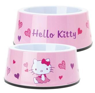 Carine... chissà se i nostri cani sanno chi è Hello Kitty ?!