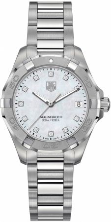 TAG Heuer Aquaracer Ladies Quartz Horloge WAY1313.BA0915 | Juwelier Keuvelaar
