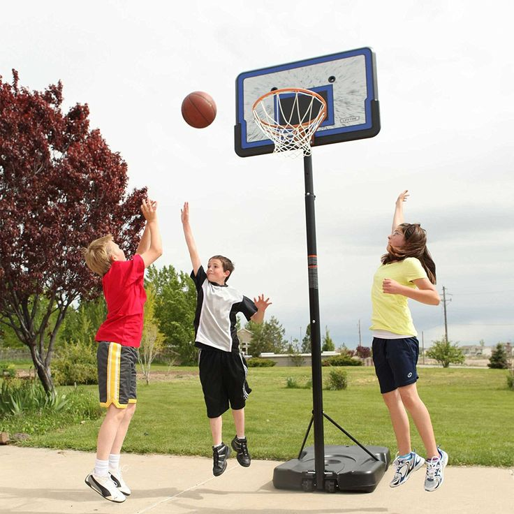 Lifetime 1221 - best cheap portable basketball hoop