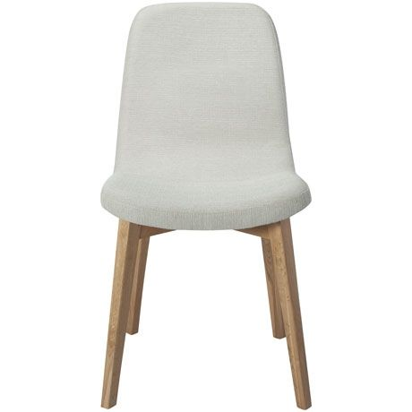 Frieda Dining Chair  Taupe/Oak