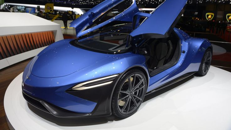 Techrules claims its AT96 and GT96 turbine-hybrid concepts have 1,030 horsepower, 6,372 pound-feet of torque, and a range over 1,273 miles.