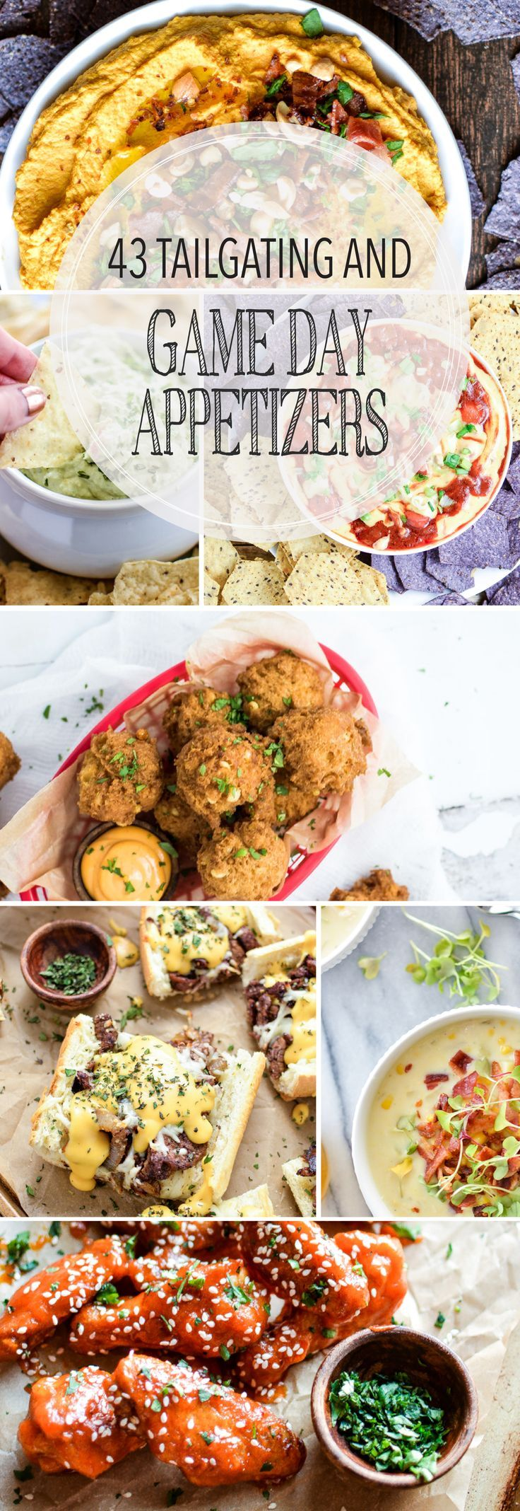 From savory soups to sweet and spicy ribs and pigs in a blanket to nachos…