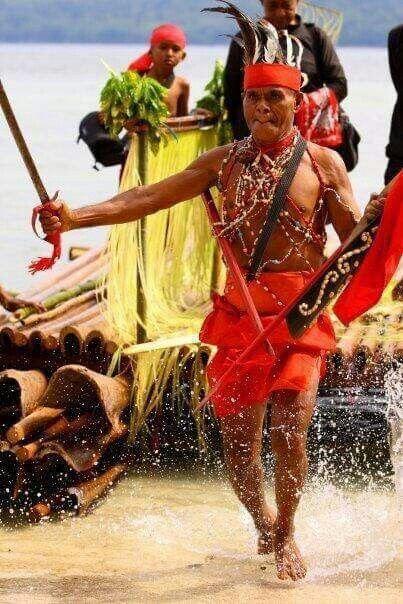 Kapitan Kaibobu Ceram Maluku
