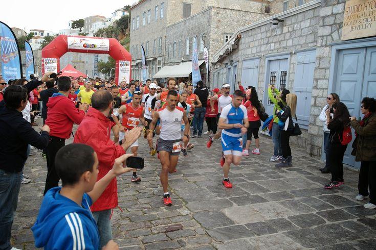 Hydras Trail Event   4-5 Απριλίου 2015